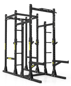 6 Post Power & Half Rack