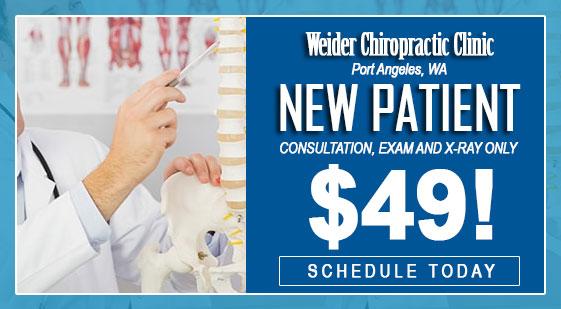 New Patient Special!